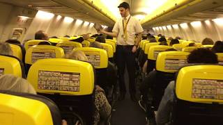 [FLIGHT REPORT]- HOW BAD IS RYANAIR, REALLY? LONDON STANSTEAD TO PESCARA!