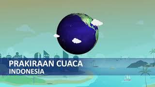 Prakiraan Cuaca BMKG di 33 Kota Hari Ini Sabtu 6 Maret 2021: Padang Hujan Petir, Makassar Berawan