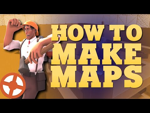 Learn to Build Team Fortress 2 Maps! - Tutorial