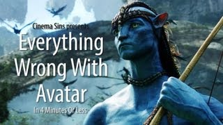 Everything Wrong With Avatar In 4 Minutes Or Less