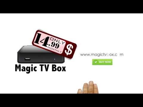 Nash TV Box iptv for Arabic channels in U S A - смотреть