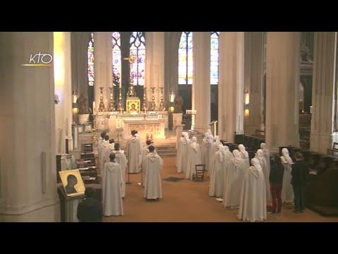 Vêpres et messe à St-Gervais du 24 mai 2019