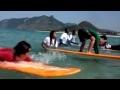 Aula de surf WQSurf - A diversidade está na moda