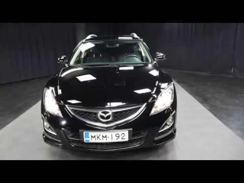 Mazda 6 Sport Wagon 2,0 Touring (WL2), Farmari, Manuaali, Bensiini, MKM-192