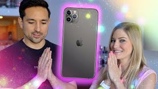 The iPhone 11 Pro Surprise ft. iJustine