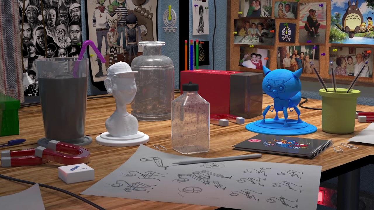 Master Animacion 3D