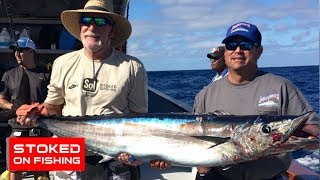 Long range fishing