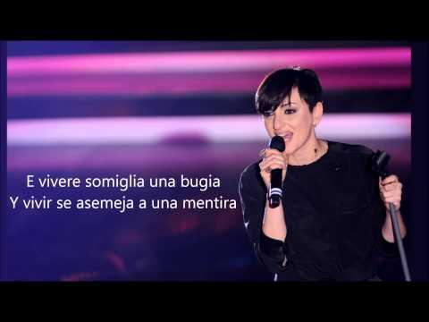 Arisa — Poi Però | sub Español | Lyrics Testo