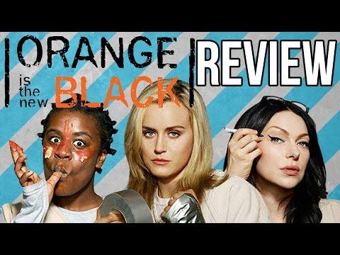 Orange Is The New Black Season 1 & 2 Review (Netflix)