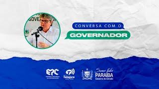 Conversa com o Governador | 02/08/2021