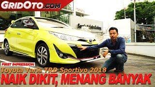 Toyota Yaris Trd Sportivo Cvt Spesifikasi Grand New Avanza 2018 Upgrade Free Video Search Site Findclip First Impression Gridoto