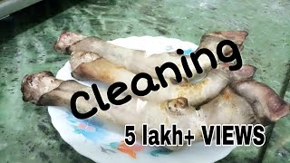 Easy way to Clean & Wash MUTTON PAAYA | With Restaurant Style |