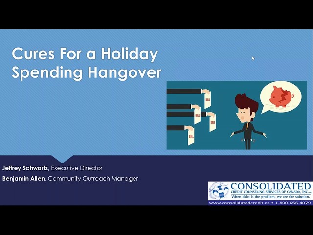 Ask the Expert: How To Cure Holiday Debt & Overspending