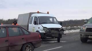Стало известно о шестом участнике ДТП на трассе «Крым» в Туле