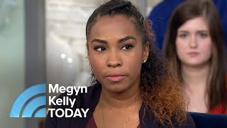 Jaila Gladden, A College Student, Who Escaped Kidnapper Recounts Her Ordeal | Megyn Kelly TODAY