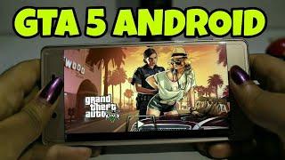 GTA 5 на андроид ВЫШЛА! СЕНСАЦИЯ! Beta Test 1.0!