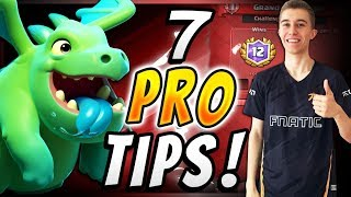 7 Tips ONLY Professional Players Know! — Clash Royale Tips #2