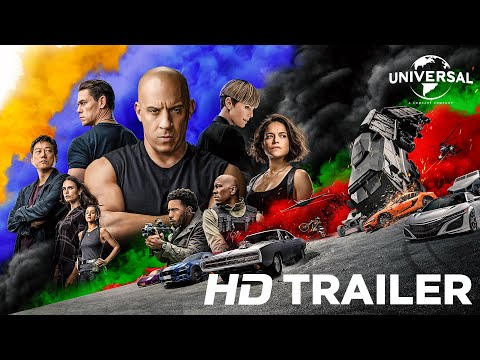 Fast & Furious 9 – Official Trailer 2 (Universal Pictures) HD