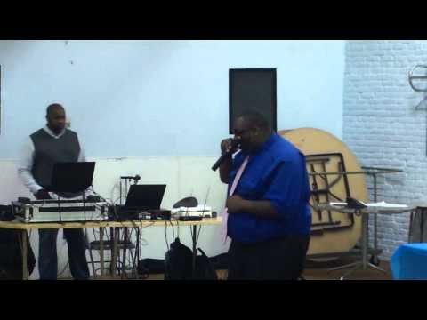 """Love On Christmas"" Live Performance Antwine"