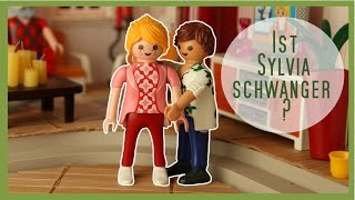 Playmobil  Sylvia Ist SCHWANGER  Film  Deutsch  Family Hobbs