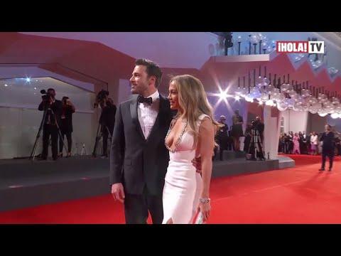 Jennifer López y Ben Affleck regresaron como pareja a las alfombras rojas tras 18 años | ¡HOLA! TV