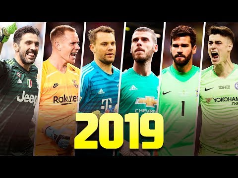 60 Crazy Goalkeeper Saves Of 2019