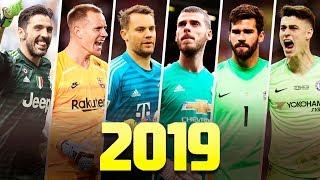 60 Crazy Goalkeeper Saves Of 2019