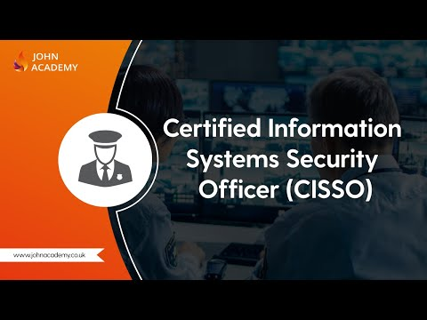 Certified Information Systems Security Officer (CISSO) - Complete ...