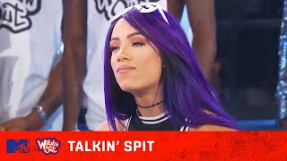 Sasha Banks Keeps It Chill While 'Talking Spit' 💦 Wild 'N Out