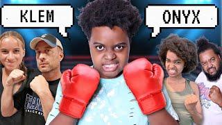 ONYX FAMILY vs KLEM FAMILY ULTIMATE CHALLENGE