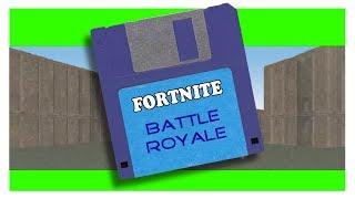 Fortnite in the '90s (parody)