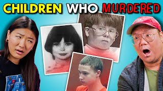 Adults React to Children Who Committed Murder