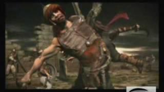 Prince of Persia- Menouthis(E.S. Posthumous)
