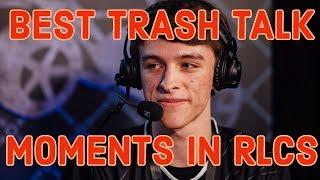 Best Trash Talk Moments in RLCS