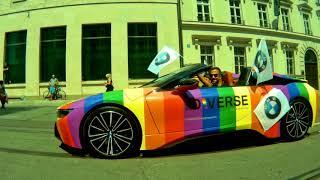 Bajorországban a színes az új kék-fehér