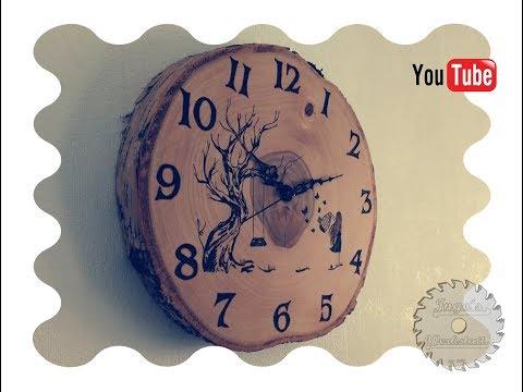 Die Uhr fürs Wohnzimmer