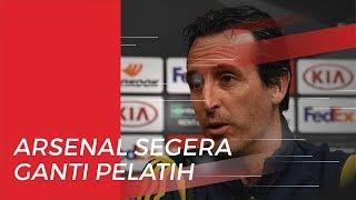 Hasil Buruk Terus Didapat, Arsenal akan Segera Ganti Pelatih