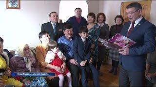 Владимир Путин поздравил 100-летнюю жительницу Башкортостана с юбилеем