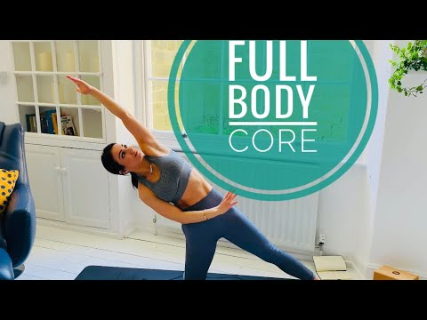 Full Body & Core - Roxy Shahidi Yoga