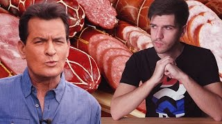 Колбаса-убийца и Чарли Шин