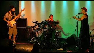 Fatou & the Khamsa Tribe & Yogev Haruv / G3 Club 2015 - # 4K UHD