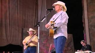 Alan Jackson - Pop A Top (Live at Farm Aid 2000)