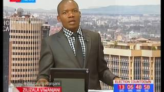 Mchezaji wa kati katika kikosi cha raga cha KCB-James Kilonzi aaga dunia: Zilizala Viwanjani pt 1