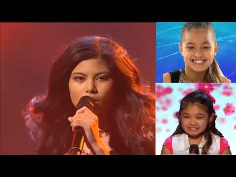 girl on fire angelica hale