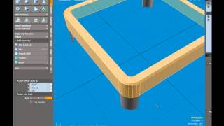 Modeling Sofa In Modo, Part One [md1]