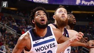 Minnesota Timberwolves vs Phoenix Suns - Full  Highlights   December 9, 2019   2019-20 NBA Season