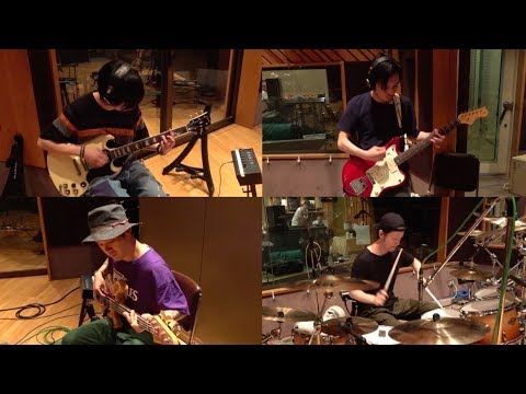 ストレイテナー「SAD AND BEAUTIFUL WORLD」Recording Clip