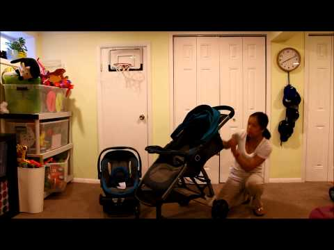 Safety 1st Step & Go Travel Stroller Review