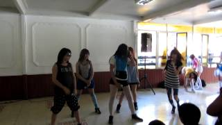 4NIA St★rZ Cover 4Minute(포미닛) - Hot Issue Remix