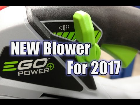 EGO Power+ 575 CFM Variable Speed 56-Volt Blower Review